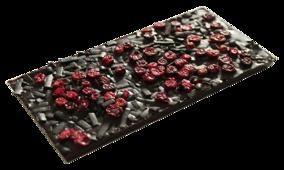 Pralinhuset - 70% Kakao - Lakrits & Lingon