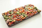 Pralinhusets - 70% Kakao – Mandel, Broccoli, Paprika, Havssalt