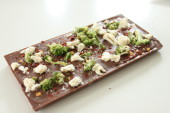 Pralinhusets - 40% Kakao – Broccoli, Blomkål, Chili & Havssalt