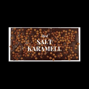 Pralinhuset - 70% Kakao - Salt Karamell -