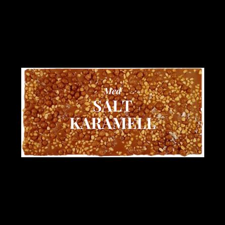 Pralinhuset - 40% Kakao - Salt Karamell -