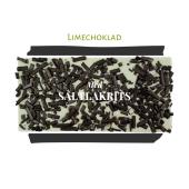 Pralinhuset - Limechoklad - Saltlakrits