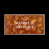 Pralinhuset - 40% Kakao - Mandel & Havssalt