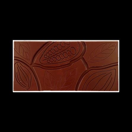 Pralinhuset - 70% Kakao - Ren - Mörk Choklad
