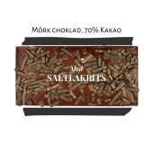Pralinhuset - 70% Kakao - Saltlakrits