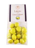 Lakritspåse – Limeyoghurt