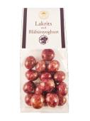 Lakritspåse – Blåbärsyoghurt