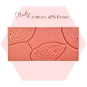 Pralinhuset - Ruby choklad - Ren