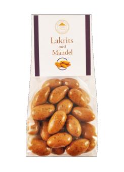 Mandel Med Lakrits -
