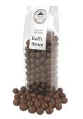 Pralinhuset - Kaffebönor i Ljus Choklad