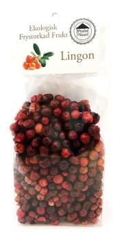 Frystorkad Frukt – Lingon 25g -
