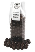 Pralinhuset - Kaffebönor i Mörk Choklad