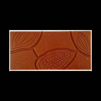 Pralinhuset - 40% Kakao - Ren - Ljus Choklad