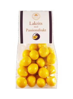 Lakritspåse – Passionsfrukt -