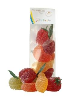 Pralinhuset - Jelly Fruits - 150 gram - Marmelad