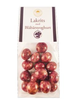 Lakritspåse – Blåbärsyoghurt -