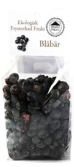 Frystorkad Frukt – Blåbär 50g -