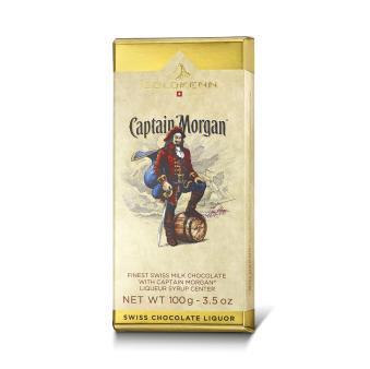 Likörchokladkaka - Captain Morgan -