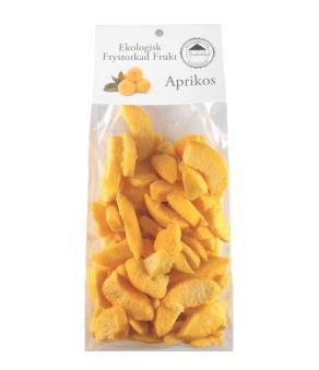 Frystorkad Frukt – Aprikoser 35g -