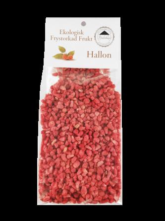 Frystorkad Frukt – Hallon 45g -