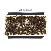 Pralinhuset - Vit Choklad - Lakrits