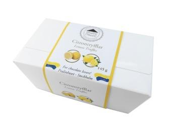 Pralinask - Citrontryfflar - 145 gram -