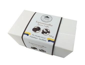 Pralinask - Espressotryfflar - 145 gram -