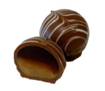 Pralin & Tryffel - Toffee Nöt Tryffel - Pralin & Tryffel - Toffee Nöt Tryffel