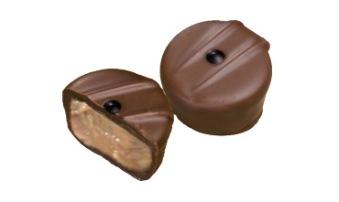 Pralin & Tryffel - Smörkaramell & Havssalt - Ljus Choklad