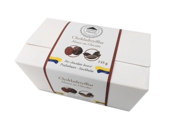 Pralinask - Mousse au Chocolate Tryfflar - 145 gram -