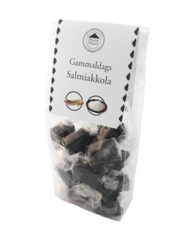 Pralinhuset - Gammaldags Salmiakkola -150 gram -