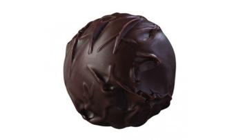 Pralin & Tryffel - Oscar Mörk - Mörk Hasselnöts Nougat - Mörk Choklad