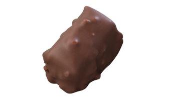 Pralin & Tryffel - Suzan - Fransk Nougat i Ljus Choklad med Nötter -