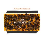 Pralinhuset - Vit Choklad - Apelsinchoklad Saltlakrits