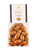 Mandel Med Lakrits