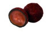 Pralin & Tryffel - Granatäpple Tryffel