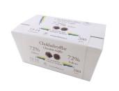 Pralinask - Chokladtryfflar 72% Kakao - 200 gram
