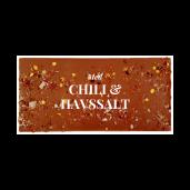Pralinhuset - 40% Kakao - Chili & Havssalt