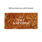Pralinhuset - 40% Kakao - Salt Karamell