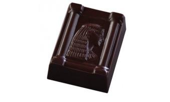 Pralin & Tryffel - Cleopatra - Mörk Choklad med Mint Kräm -