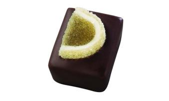 Pralin & Tryffel - Limona - Mörk Citron Nougat -