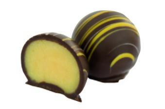 Pralin & Tryffel - Prosecco & Passion Tryffel - Mörk Choklad