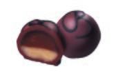Pralin & Tryffel - Balsamico Karamell Tryffel