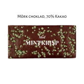 Pralinhuset - 70% Kakao - Mintkrisp