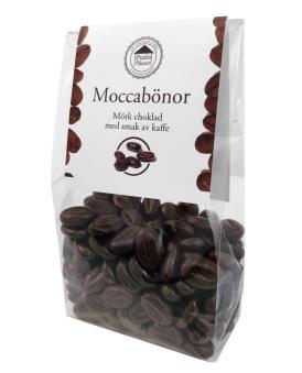 Pralinhuset - Mocca Bönor - Mörk Choklad
