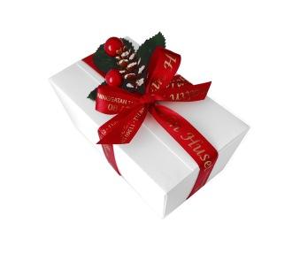 Pralinhusets Julask - 1000 gram - Vanlig
