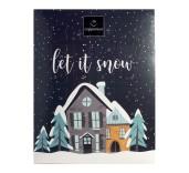 Adventskalender - Let it Snow - Mini Tryfflar