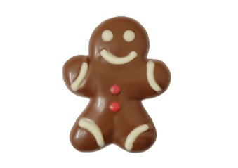 Julpralin - Pepparkaka - Ljus Choklad -