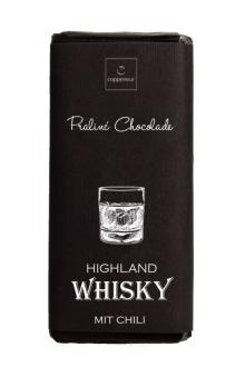Chokladkaka - Highland Whisky & Chili - 75 gram -
