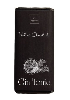 Chokladkaka - Gin Tonic - 75 gram -
